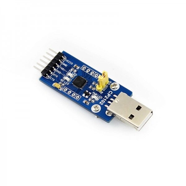 Waveshare CP2102 USB UART Board (type A)