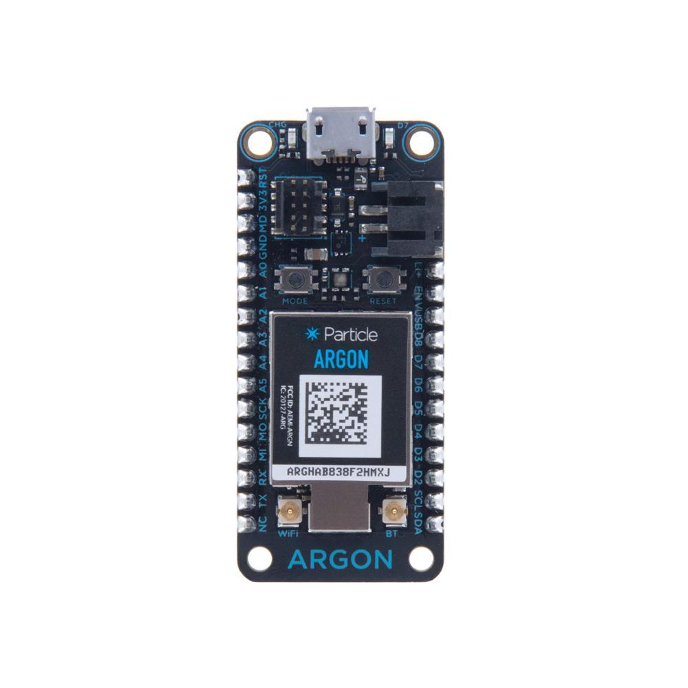 Argon IoT Development Board (Wi-Fi + Mesh + Bluetooth)
