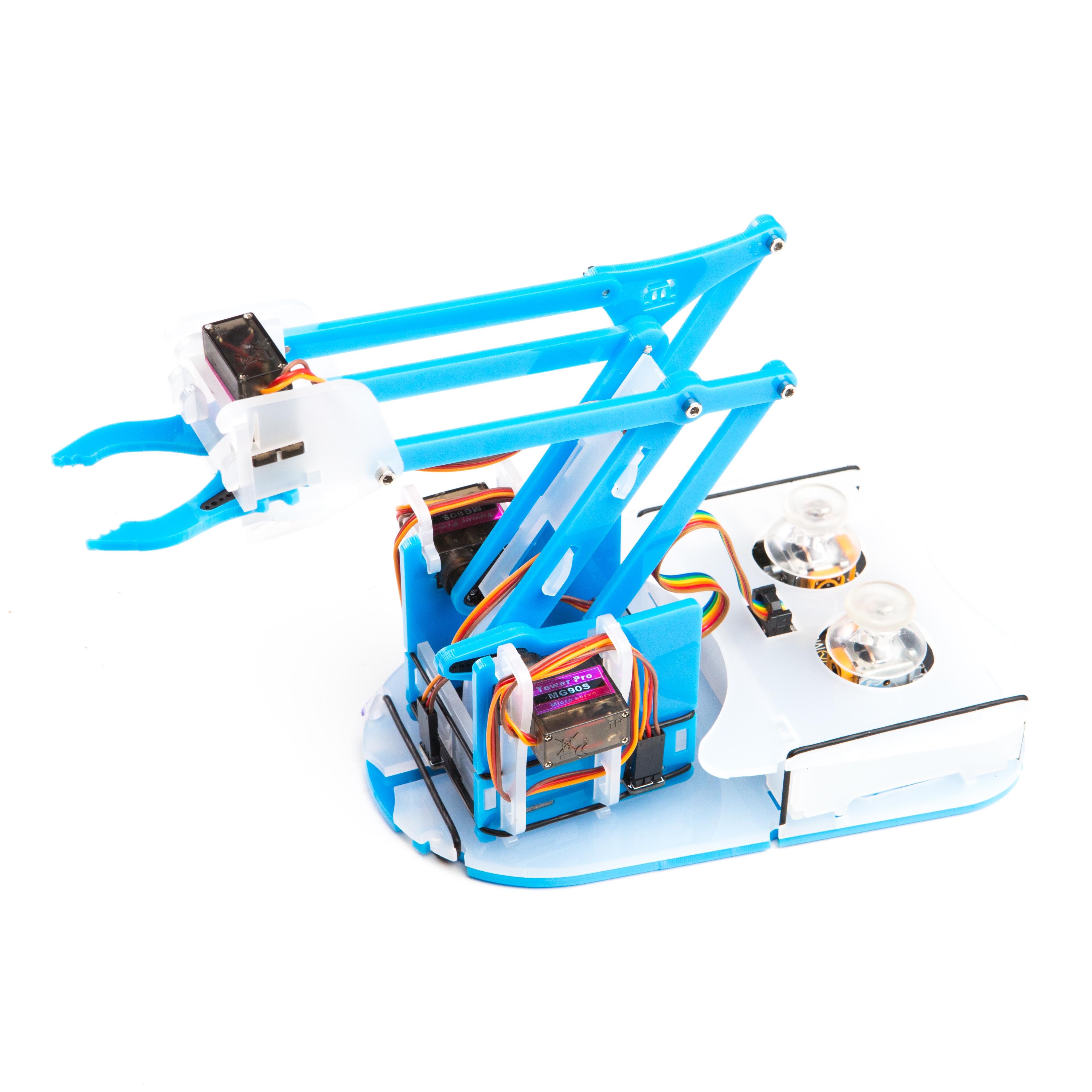 MeArm Pi - Roboterarm für Raspberry Pi   EXP Tech