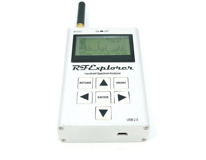 Handheld Digital Spectrum Analyzer RF Explorer 915M V2