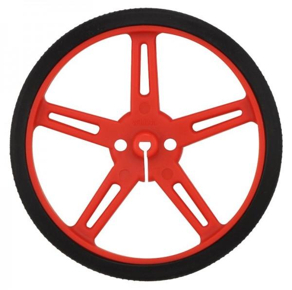 Pololu Wheel 70x8mm Pair - Red