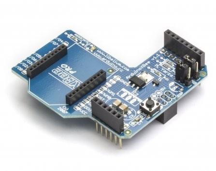 Arduino XBee Zigbee Shield Ohne XBee Modul