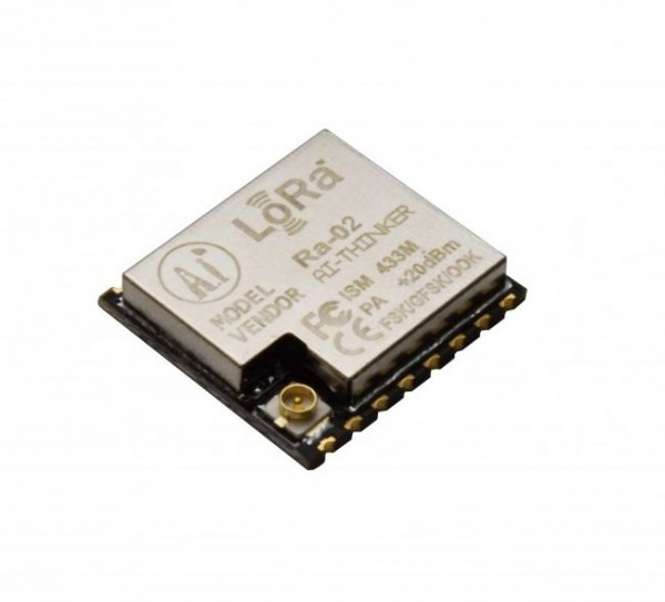 LoRa Ra-02 Long Range Wireless Transreceiver SX1278
