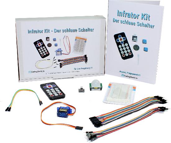 Infrarot Kit - Der Schlaue Schalter
