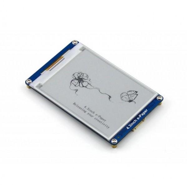 800x600 4.3 inch e-Paper UART Module