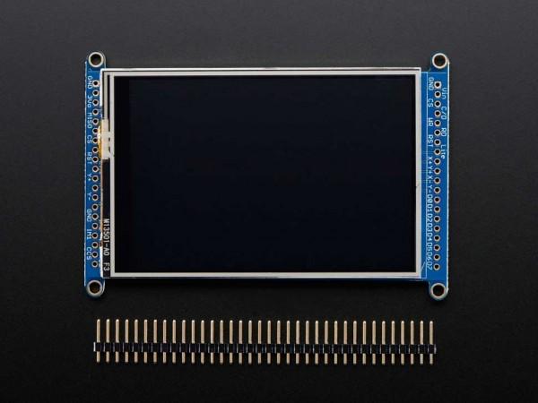 """Adafruit 3.5"""" TFT 320x480 + Touchscreen Breakout Board w/MicroSD Socket"""