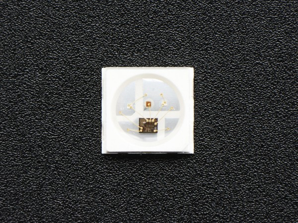 NeoPixel Mini 3535 RGB LEDs w/ Integrated Driver Chip - White - Pack of 10