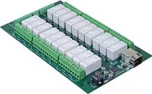 ETH8020 - 16Amp 20 Channel Relay Module
