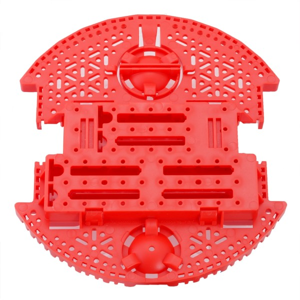 Romi Chassis Base Plate (rot)