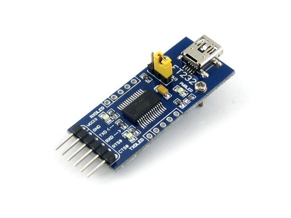 Waveshare FT232 USB UART Board (mini)