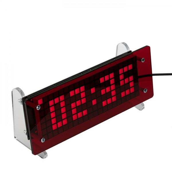 Solder : Time Desk Clock LTE