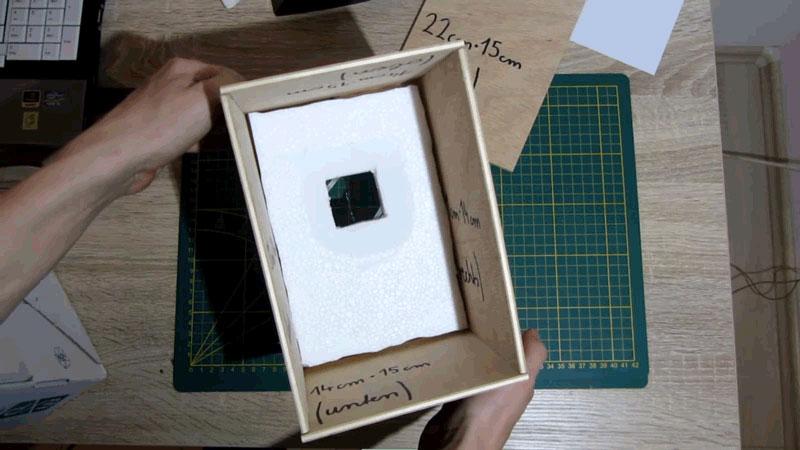 Mini Kühlschrank Selber Bauen Anleitung : Projekte von makern mini kühlschrank selber bauen exp tech