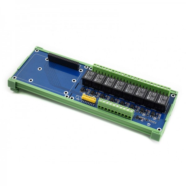 RPi Relay Board (8 channel relays)