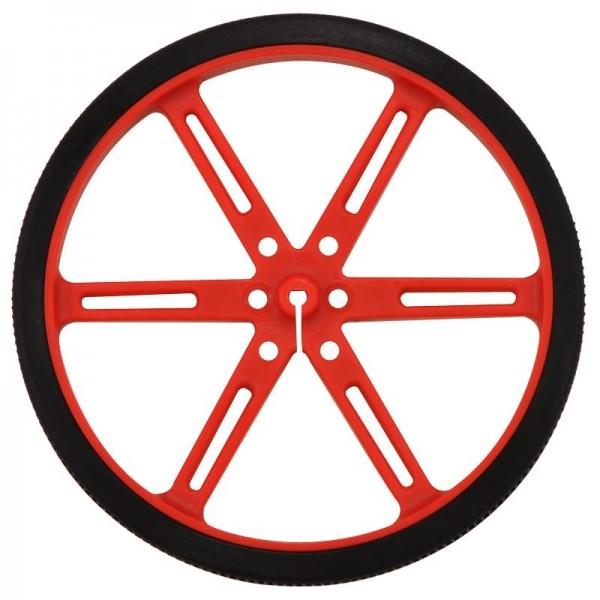 Pololu Wheel 90x10mm Pair - Red