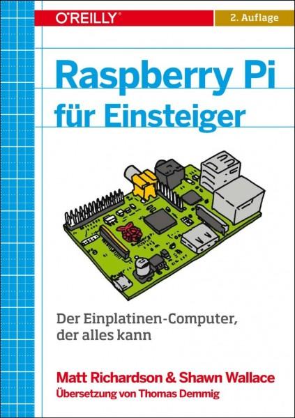Raspberry Pi für Einsteiger, 2.Auflage