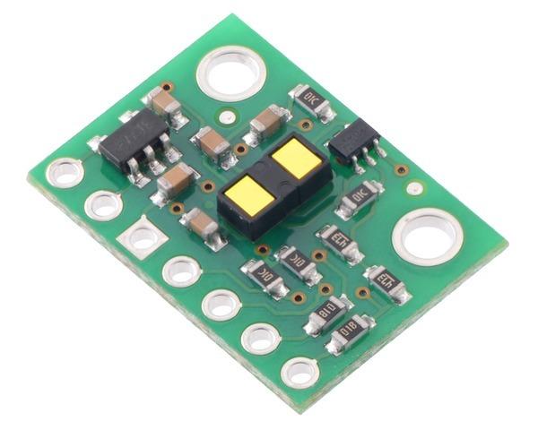Laser Entfernungsmesser Zolltarifnummer : Pololu vl53l1x time of flight abstandssensor exp tech