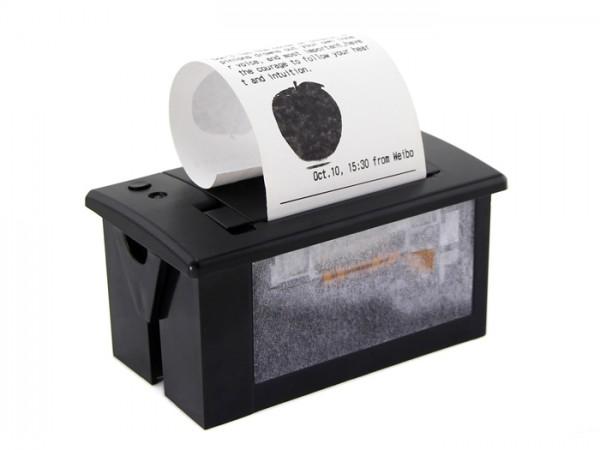 Thermodrucker - Embedded Thermal Printer (RS232 12V)