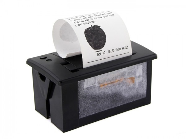 Thermodrucker - Embedded Thermal Printer (RS232 12V)