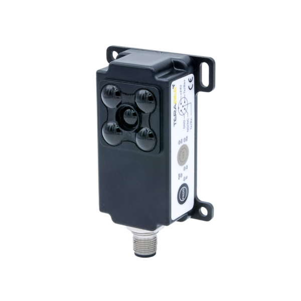Terabee IND-TOF-1 - ToF distance sensor, 12.5m, IP65, RS485, NO/NC (0-24V)
