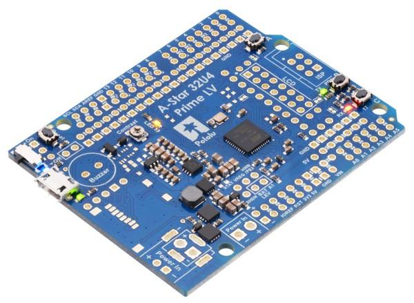 A-Star 32U4 Prime LV (SMT Components Only)