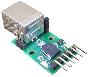 USB-ISS Enhanced USB-I2C Module