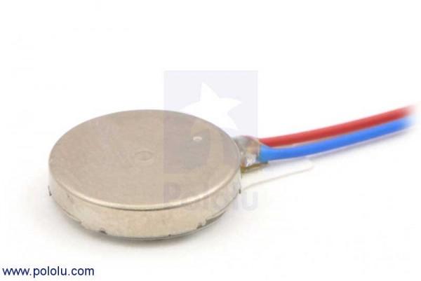 Shaftless Vibration Motor 10x2.0mm