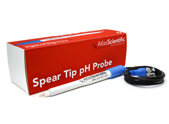 Spear Tip pH Probe