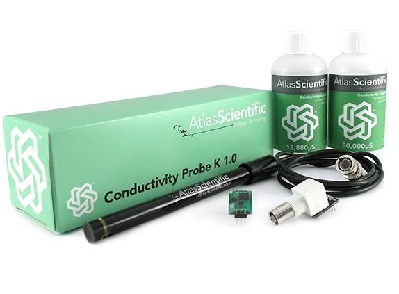 Conductivity Kit K=1.0 (Brackish Water) 1,300 µs to 40,000µs