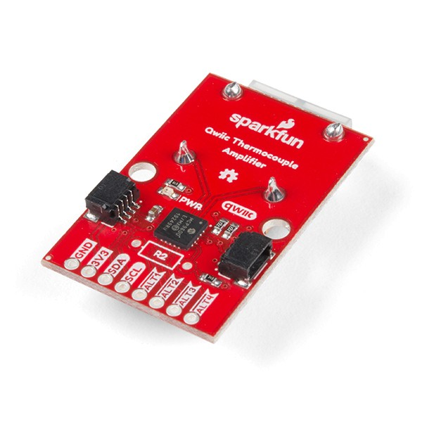 SparkFun Qwiic Thermocouple Amplifier - MCP9600 (PCC Connector)