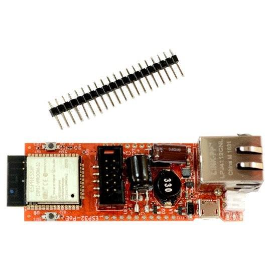 Olimex ESP32-POE IoT WiFi/BLE/Ethernet Dev Board