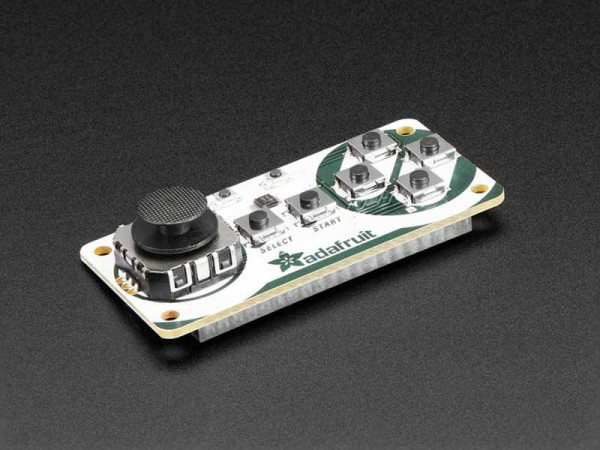 Adafruit Joy Bonnet for Raspberry Pi