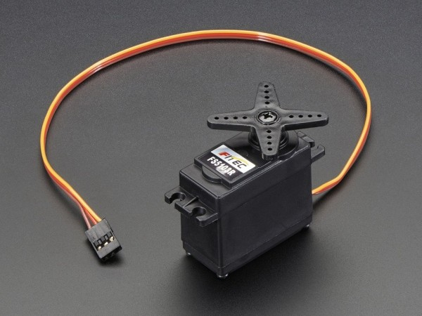 Continuous Rotation Servomotor (FeeTech FS5103R)