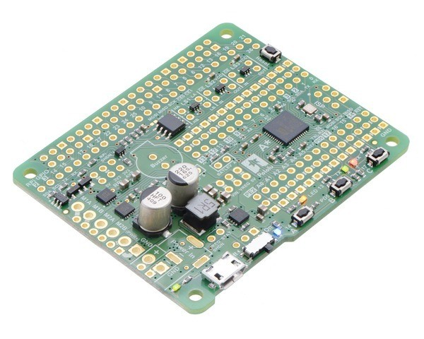A-Star 32U4 Robot Controller SV with Raspberry Pi Bridge (SMT Components Only)