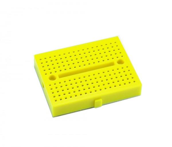 Breadboard Mini Modular (Gelb)