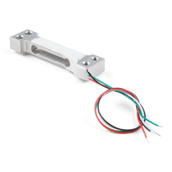 Mini Load Cell - Wägezelle - 500g, Straight Bar (TAL221)