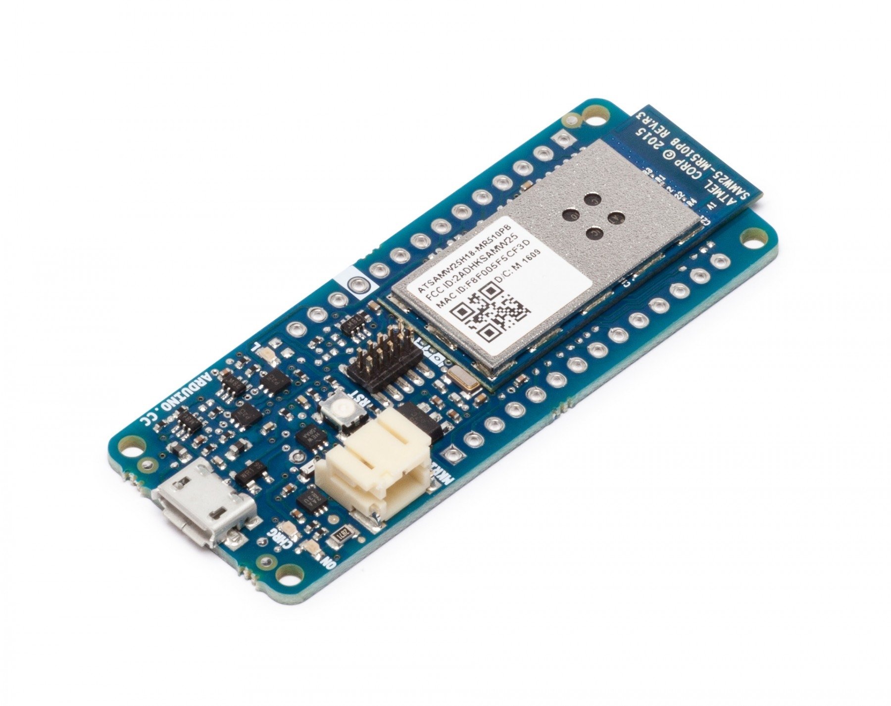 Arduino Mkr1000 Plattformen Exp Tech Breadboard Power Supply Kit 5v 33v Quickstart Guide Sparkfun