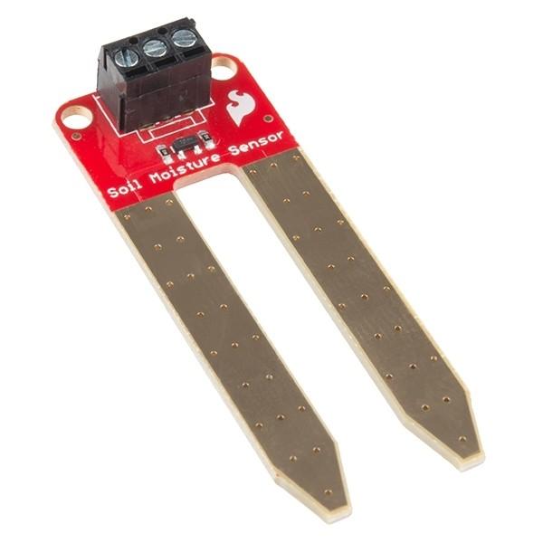 SparkFun Bodenfeuchtesensor mit Schraubklemme (Soil Moisture Sensor)