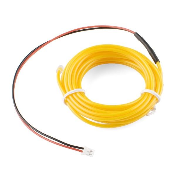 EL Kabel - Gelb 3m