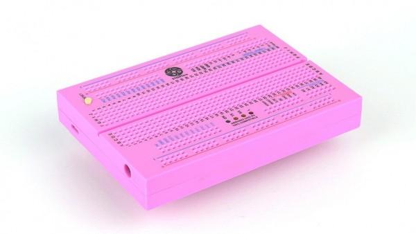 STEMTera Smart Breadboard mit Build-in Arduino (pink)