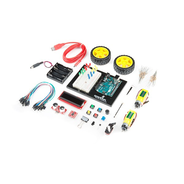 SparkFun Inventor's Kit for Arduino Uno V4.0