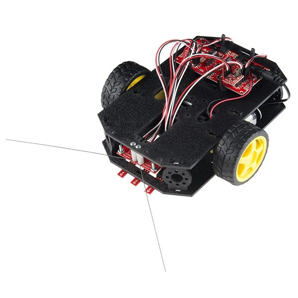 SparkFun Inventor's Kit for RedBot - Arduino compatible