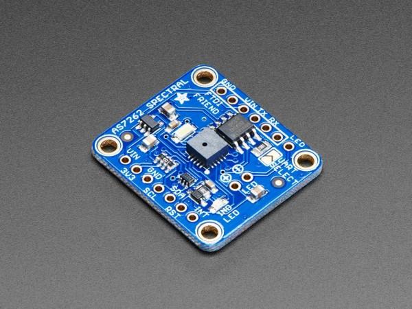 Adafruit AS7262 6-Kanal Sensor für sichtbares Licht und Farbe
